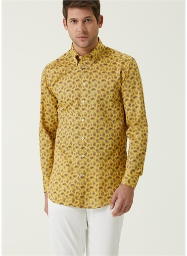 Etro Gömlek Sarı